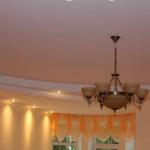 ремонт потолков реминжстрой
