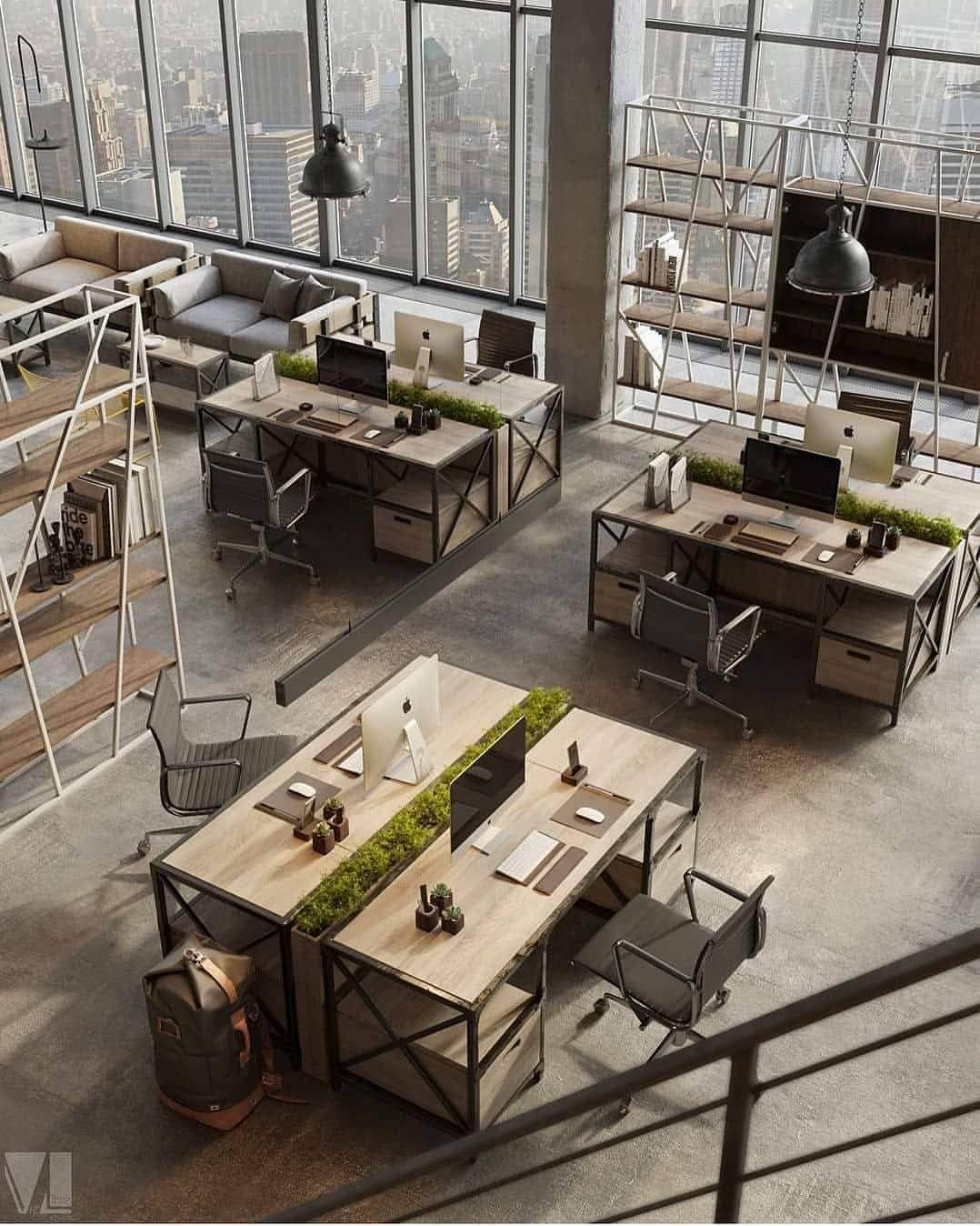 топ дизайн для офиса 2019