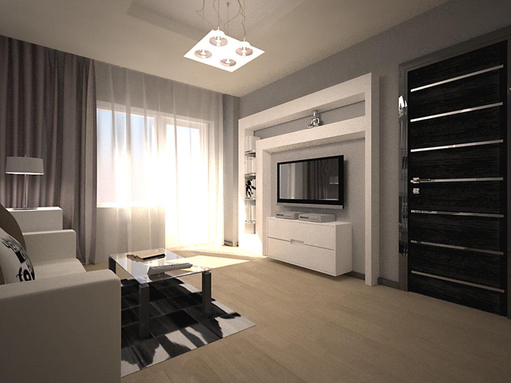 пример ремонт 2 комнатной квартиры