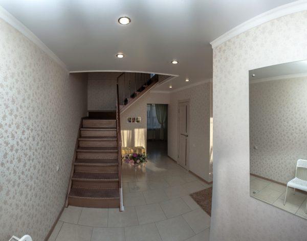 дизайн таунхауса прованс современный 2 этажа