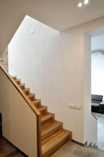 дизайн проект таунхауса классика 2 3 этажа