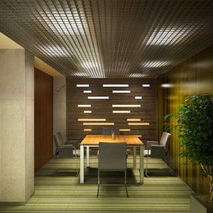 дизайн проект конференц зала
