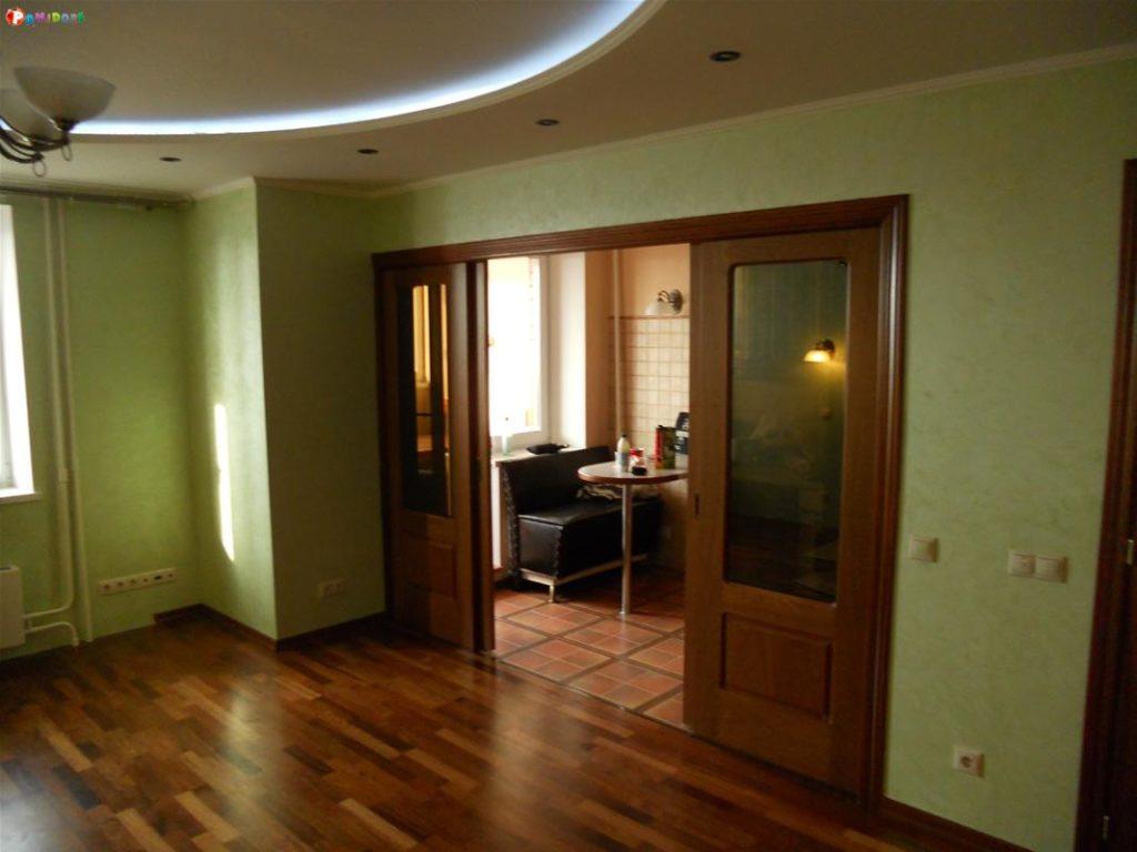 капитальный ремонт квартиры в москве недорого под ключ